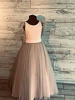 Сукня Donna Aleksa для дівчинки рожева на зріст 134-140см