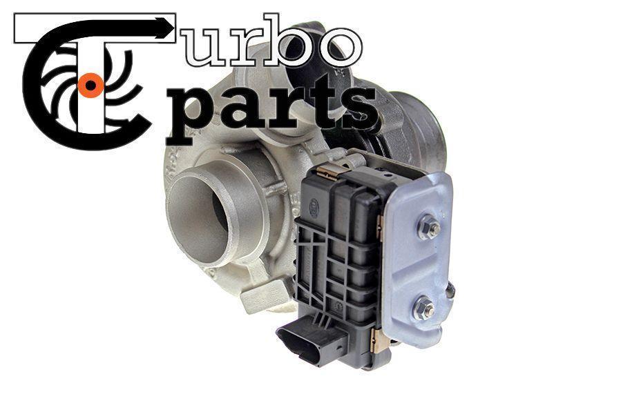 Оригинальная турбина Mitsubishi Outlander 2.2 DI-D от 2007 г.в. - 769674-0004, 769674-0003, MN980418