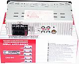 Автомагнитола Pioneer 1282 ISO - MP3+FM+USB+microSD-карта, фото 3