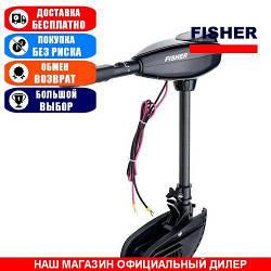 Электромотор для лодки Fisher 32. (Лодочный электромотор Фишер 32);