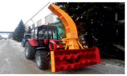 Машина снегоуборочная Блюминг БЛ-2500М