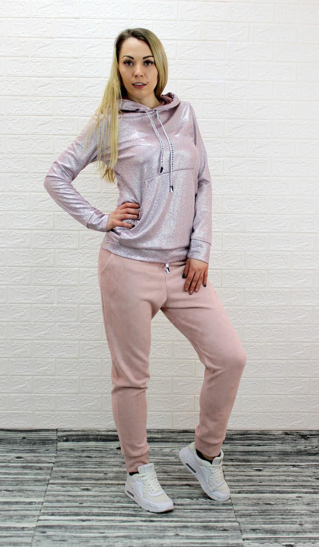 Стильный весенний костюм пудрового цвета оптом Arut оптовый интернет магазин женской одежды арут