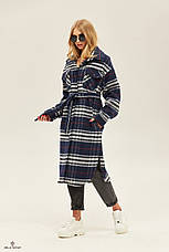 Пальто женское оверсайз размеры 42-52, фото 3