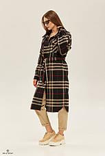 Пальто женское оверсайз размеры 42-52, фото 2
