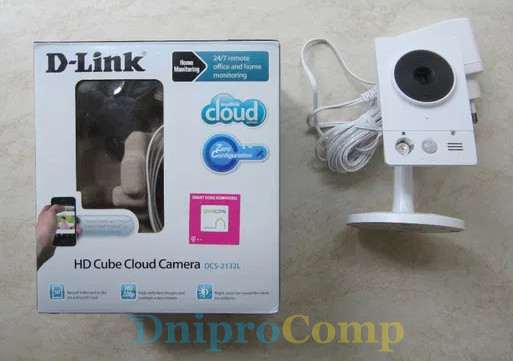 IP Камера D-Link DCS-2132L