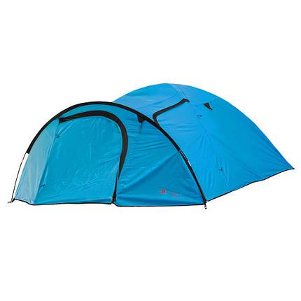 Палатка туристическая Time Eco Travel Plus 4-местная 340*240*130см, фото 2