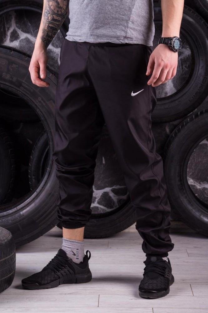 Спортивні штани чорні (Найк)