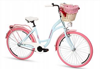 Дамский велосипед Goetze City Bike COLORS 26