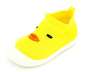 Кроссовки для детей Желтый Размеры: 21, 23, 24, 25