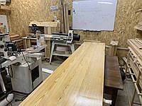 Мебельный щит из массива Лиственницы, столешница дерево, фото 1