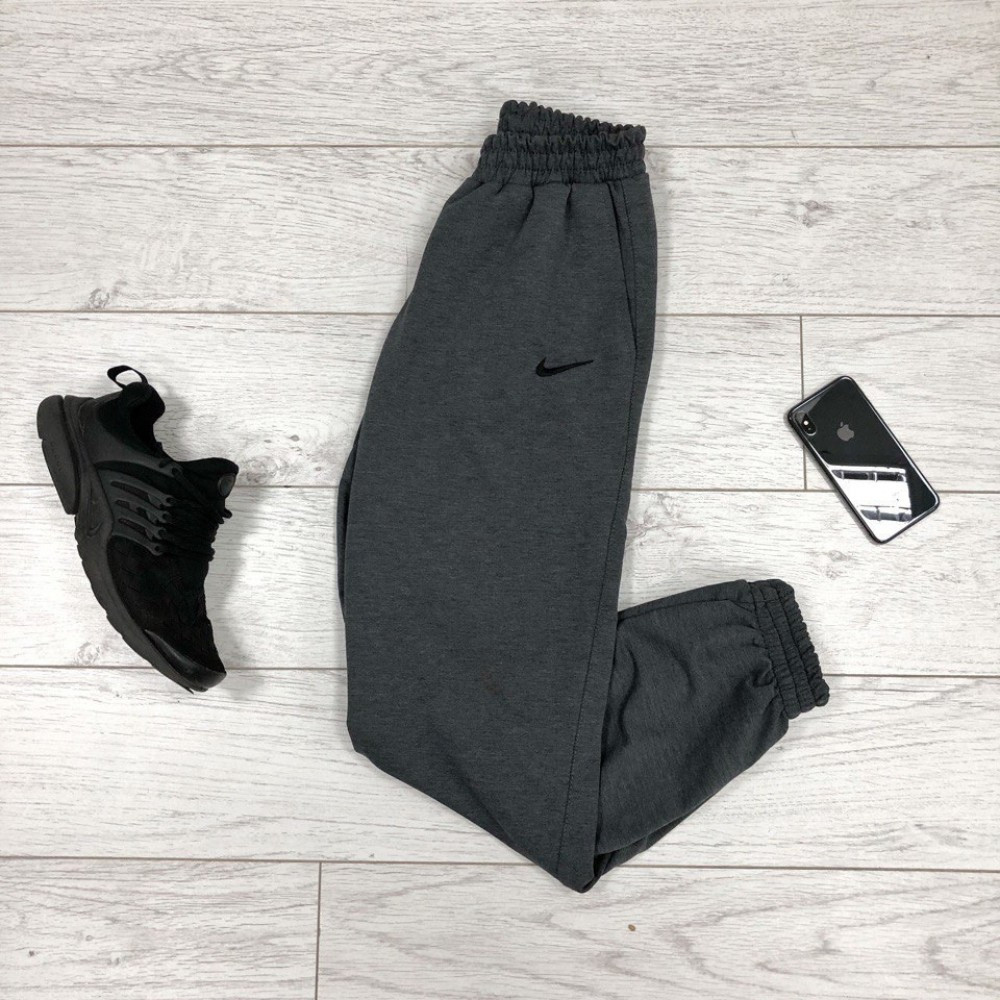 Спортивні штани сірі Nike (Найк)