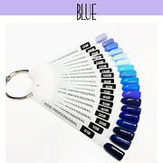 BLUE (B)