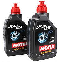 Трансмиссионное масло MOTUL GEARBOX 80W-90 (1л)