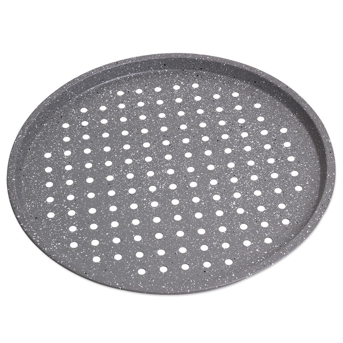 Форма для запекания пиццы Ø33см  из углеродистой стали