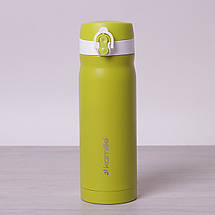 Термос-бутылка Kamille 450мл из нержавеющей стали, фото 3