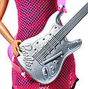 Кукла Барби Музыкант Рок звезда Barbie Musician Mattel GDJ34, фото 7