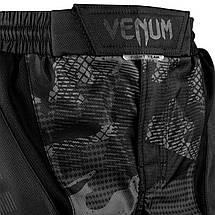 Шорты для MMA Venum Tactical Urban Camo Matte Black, фото 3