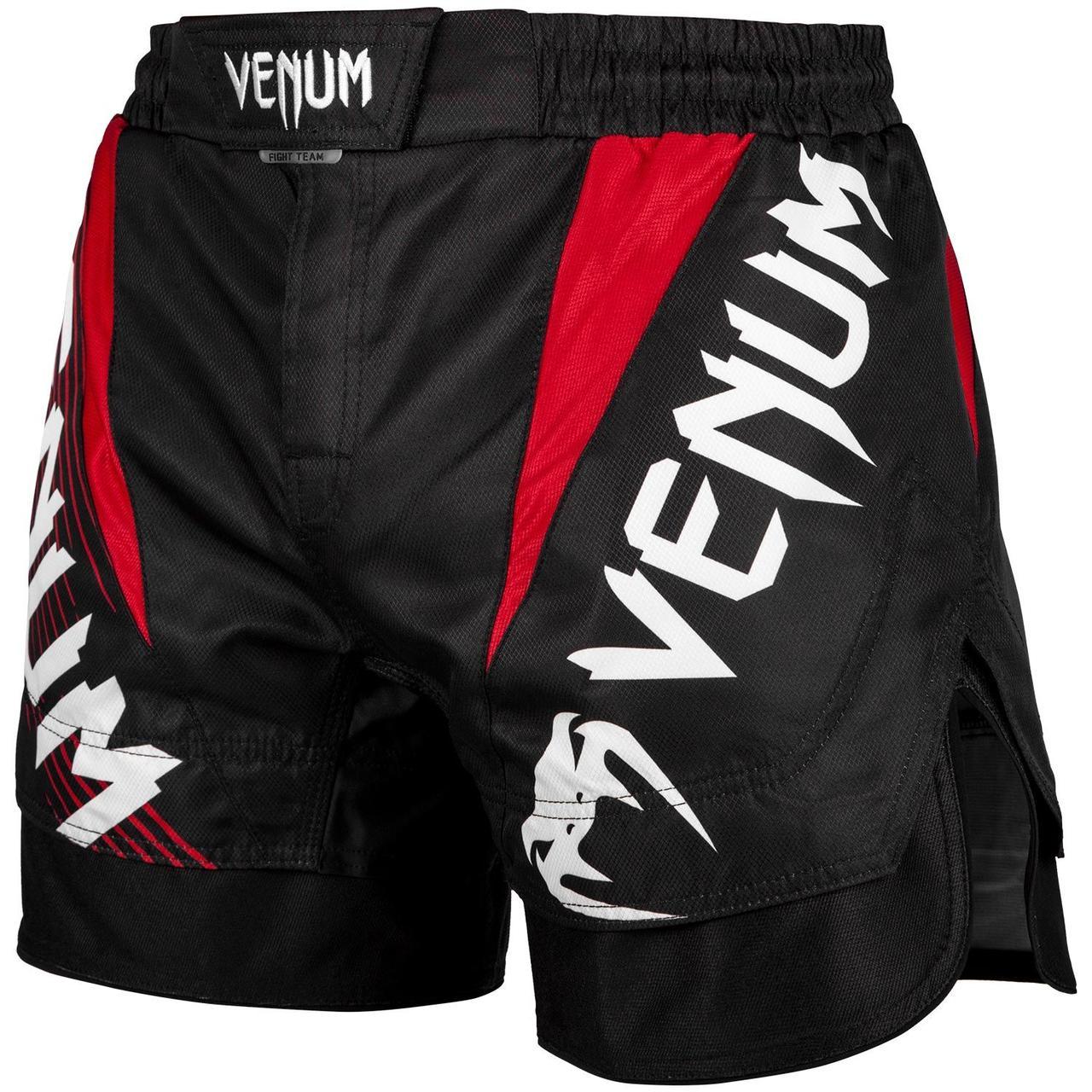 Шорты для MMA Venum NoGi 2.0 Fightshorts Black Red