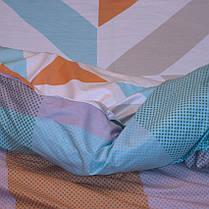 Постельное белье ТМ TAG/2-спальные/Сатин ТМ TAG с компаньоном S314, фото 3