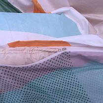 Постельное белье ТМ TAG/семейные/Сатин ТМ TAG с компаньоном S314, фото 2