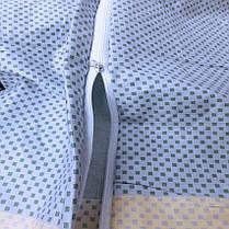 Постельное белье ТМ TAG/семейные/Сатин ТМ TAG с компаньоном S314, фото 3