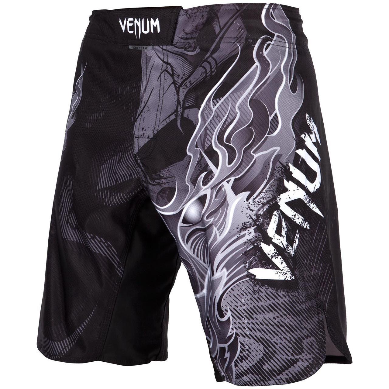 Шорты для MMA Venum Minotaurus Fightshorts Black
