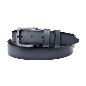 Натуральная кожаный мужской ремень JK Серый (MC352100134)