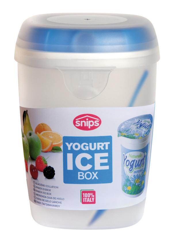 Контейнер для йогурта Snips 500мл (10*9.5*13см)