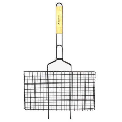 Решетка для гриля Скаут с антипригарным покрытием 46*25.5см, фото 2