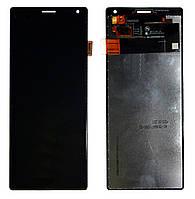 Дисплей Sony Xperia 10 L3113 / L4113 complete Black