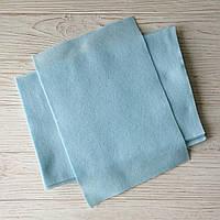 Фетр мягкий 1.3 мм, Royal Тайвань бледно-голубой 20*30 см
