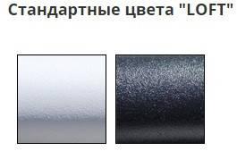 """Подвесная полка """"Квадро"""" ТМ Металл-Дизайн, фото 3"""