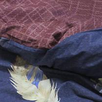 Постельное белье ТМ TAG/2-спальные/Сатин ТМ TAG с компаньоном S320, фото 2