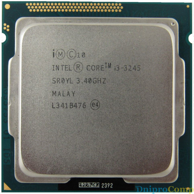 Intel Core i3-3245 3.4 GHz/3M (s1155)
