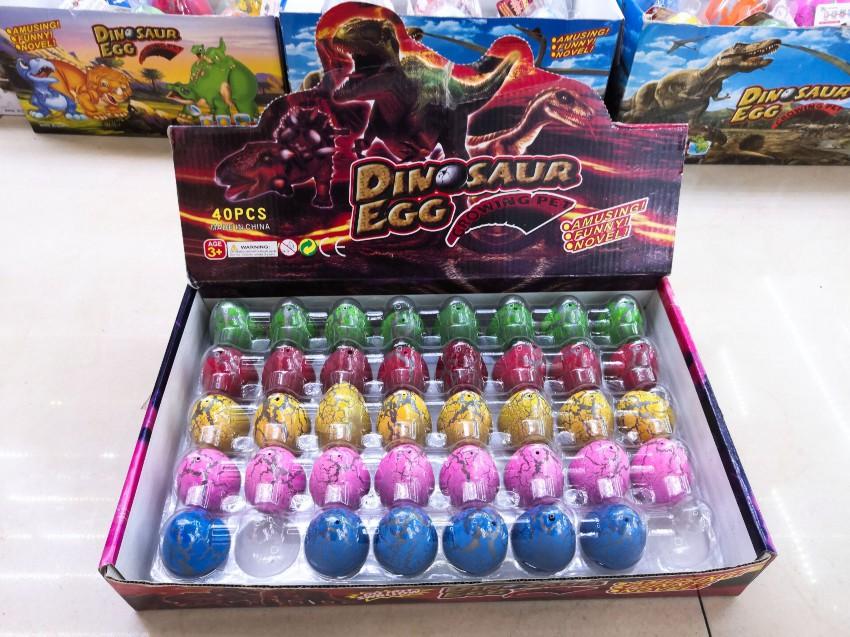 Вырастайка ''Яйцо Динозаврика''