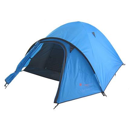 Палатка туристическая Travel 3-местная 285*205*120см, фото 2