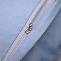 Постельное белье ТМ TAG/2-спальные/Сатин ТМ TAG с компаньоном S323, фото 3