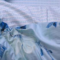 Постельное белье ТМ TAG/евро/Сатин ТМ TAG с компаньоном S323, фото 3
