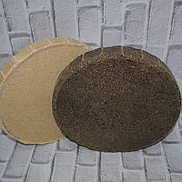Макуха из семечки с добавлением кукурузы в кругах