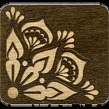 Деревянная мусорничка для обрезков нитей FLZB(N)-002, фото 3