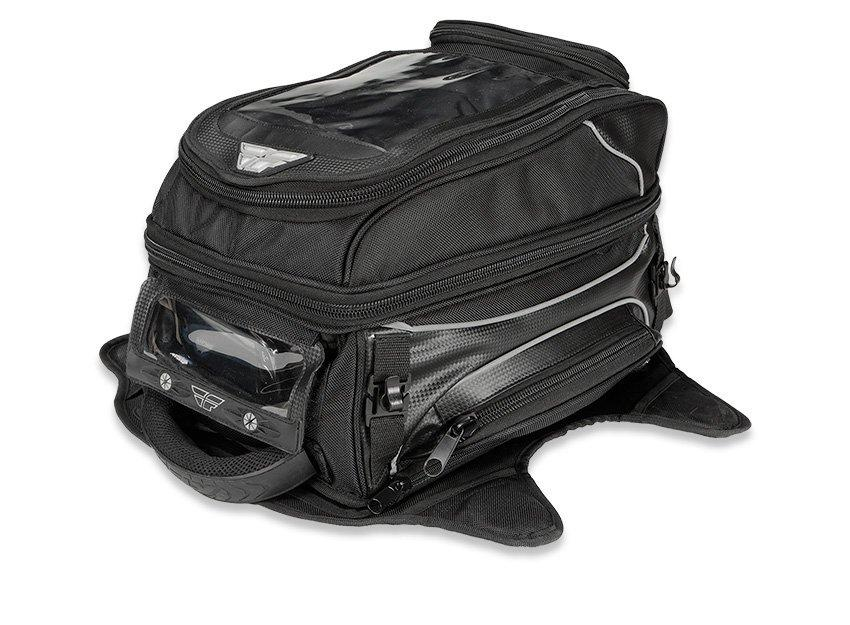 Сумка на бак FLY TANK BAG GRANDE [BLACK]