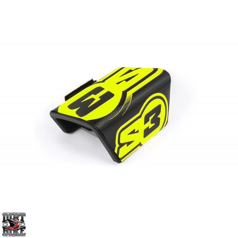 Подушка руля S3 PROTECH жолтый