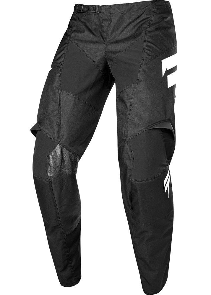 Детские мото штаны SHIFT YOUTH WHIT3 YORK PANT [BLACK], Y 28