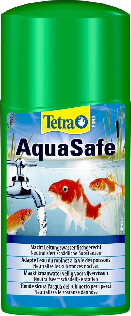 Препарат TetraPond AquaSafe 250ml