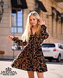 """Летнее платье из шелка Армани """"Vest"""", фото 8"""