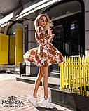 """Летнее платье из шелка Армани """"Vest"""", фото 10"""