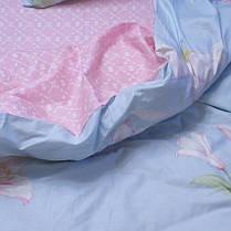 Постельное белье ТМ TAG/2-спальные/Сатин ТМ TAG с компаньоном S330, фото 3