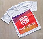 Детские модные футболки Инстаграм, фото 2