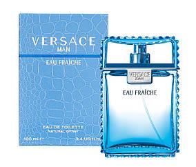 Versace Man eau Fraiche духи мужская туалетная вода  (свежий, соблазнительный аромат) | Реплика