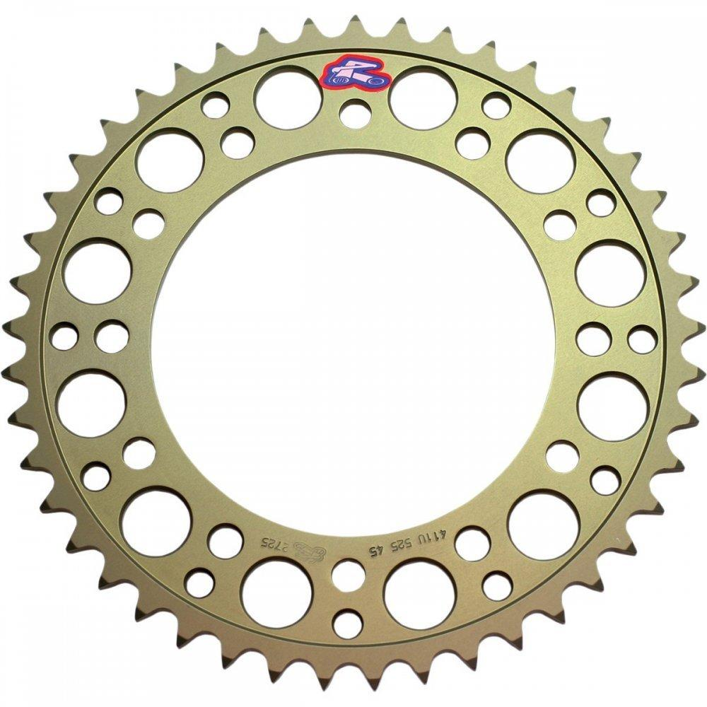 Звезда задняя Renthal Hard Anodised Rear Chainwheels 530, 47z